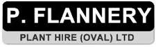 P FLANNERY PLANT HIRE